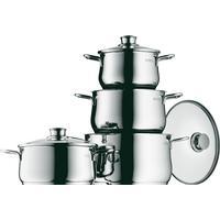 WMF Diadem Plus Pot Sæt med låg 4 dele