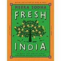 Fresh India (Inbunden, 2016), Inbunden
