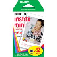 FUJIFILM INSTAX FILM MINI 2X10