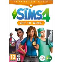The Sims 4: Arbejdstid (Get to Work)