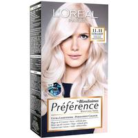 L'Oreal Paris Preference Blondissimes #11.11 Ultra Light Silver