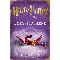 Harry Potter og dødsregalierne, Hæfte