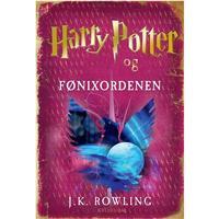 Harry Potter og Fønixordenen, Hæfte