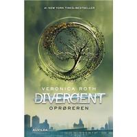 Divergent - Oprøreren (Bind 2), Hardback