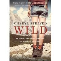 Wild: en fortælling om at fare vild og finde sig selv igen, Paperback