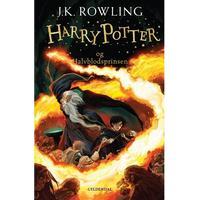 Harry Potter og halvblodsprinsen, Hardback