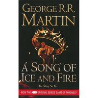 Game of Thrones (Vol. 1-5), Paperback
