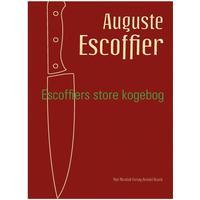 Escoffiers store kogebog, Hardback