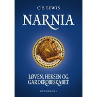 Narnia - løven, heksen og garderobeskabet, Hardback