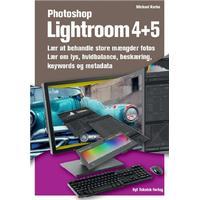 Photoshop Lightroom 4 5, Hæfte