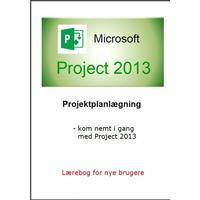 Microsoft Project 2013: projektplanlægning - kom nemt i gang med Project 2013 - lærebog for nye brugere, Spiral