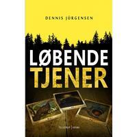 En Roland Triel-krimi #1: Løbende Tjener, E-bog