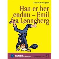 Han er her endnu - Emil fra Lønneberg, Lydbog MP3