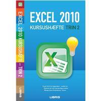 Excel 2010 kursushæfte - trin 2, E-bog