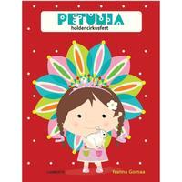 Petunia holder cirkusfest, Hardback