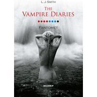The Vampire Diaries #8: Fantomet, Lydbog MP3