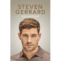Steven Gerrard - Min historie, E-bog