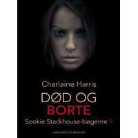 True Blood 9 - Død og borte, Lydbog MP3
