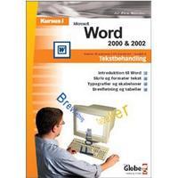 Kursus i Word 2000/2002, E-bog