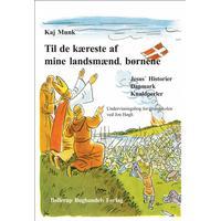 Til de kæreste af mine landsmænd, børnene: Jesus' historier, Danmark, Knaldperler - undervisningsbog for grundskolen, Hæfte