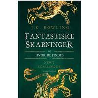Fantastiske skabninger og hvor de findes: Newt Scamander, Hardback