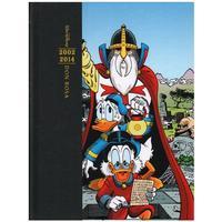 Don Rosas samlede værker - 2002-2014: tegneserier og illustrationer (Bind 9), Hardback