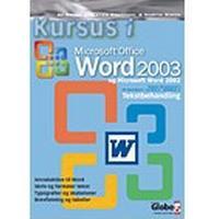 Kursus i Word 2002/2003, E-bog