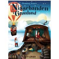 Nissebanden i Grønland, E-bog