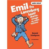 Emil fra Lønneberg laver skarnsstreger og andre historier, Hardback