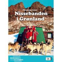 Nissebanden i Grønland, Lydbog MP3