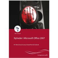 Bliv en haj til nyheder i Microsoft Office 2007: Word, Excel, PowerPoint, Access og Outlook 2007, Paperback