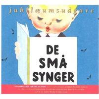 De små synger: Jubilæumsudgave, Lydbog CD