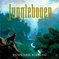Junglebogen, Lydbog MP3