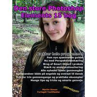 Den store Photoshop Elements 15 bog, E-bog