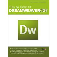 Tips og tricks til DreamWeaver CS3, E-bog