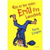 Han er her endnu - Emil fra Lønneberg, Hardback