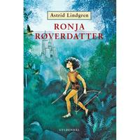 Ronja Røverdatter., E-bog