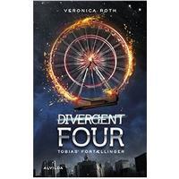 Divergent Four - Tobias' fortællinger, E-bog