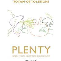 PLENTY - Grøn mad til kødspisere og vegetarer, E-bog