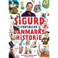 Sigurd fortæller danmarkshistorie, E-bog