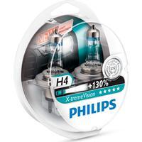 PHILIPS X-tremeVision H4 Forlygtepære 130% 12V - 34 12342XVS2