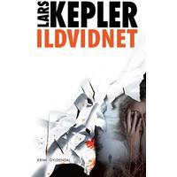 Ildvidnet: kriminalroman, Hardback