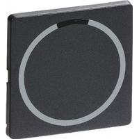LK FUGA – Afdækning til lysdæmpere TOUCH IR 350 UNI og LED 180/250 TOUCH IR, 1 modul, koksgrå