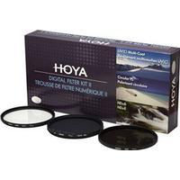 Filterkit UV(C) Pol.Circ. NDx8 62mm