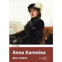 Anna Karenina, Lydbog MP3
