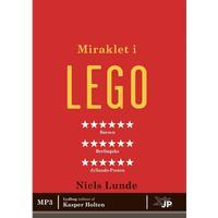 Miraklet i LEGO, Lydbog MP3