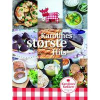 Karolines Største Hits, E-bog