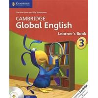 Cambridge Global English Stage 3 Learner's Book + Audio Cd, Paperback
