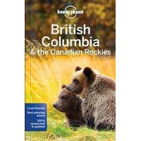 Lonely Planet British Columbia & the Canadian Rockies, Hæfte