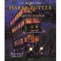 Harry Potter og fangen fra Azkaban: Illustreret udgave, Hardback